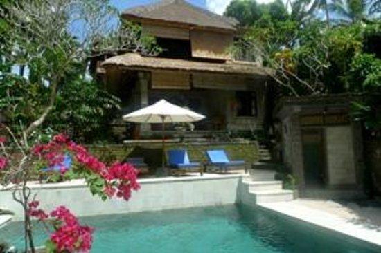 Kebun Indah : Pool House