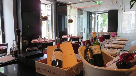 Iberostar Grand Hotel Budapest: Restaurant