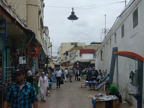 Medina of Rabat : Medina de Rabat