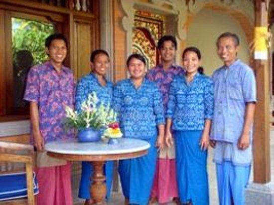 Kebun Indah staff