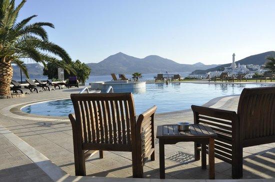 Santa Maria Village: zwembad