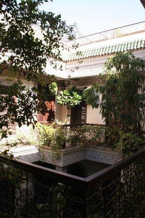 La Villa des Orangers - Hôtel: 2nd floor courtyard
