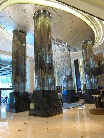 InterContinental Kuala Lumpur: hotel lobby