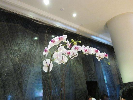 InterContinental Kuala Lumpur: lobby