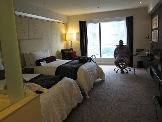 InterContinental Kuala Lumpur: the room