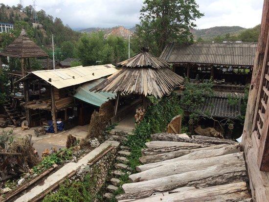 Lashi Lake: Tang Danesty Wagang Village