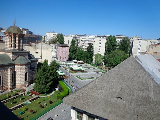 Europa Royale Bucharest: View from room 518