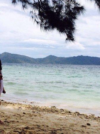 Tunku Abdul Rahman Marine Park: Pulau Manukan