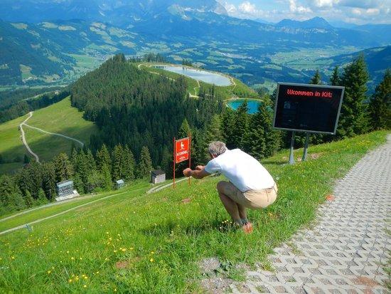 Grand Tirolia: Streif Steilhang