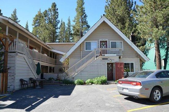 Cinnamon Bear Inn: Frontansicht