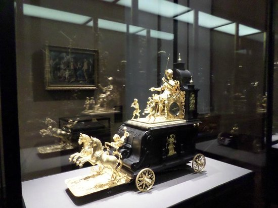 Kunsthistorisches Museum: Elaborate Automaton
