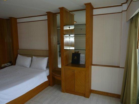 Tanatawey Places : ベッドサイド