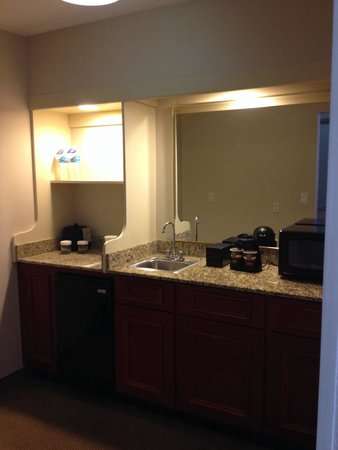 Embassy Suites by Hilton Tampa - Airport/Westshore : My room