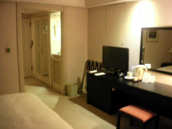 Haeundae Grand Hotel: Room