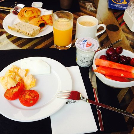 Hotel Mimic: Frühstück