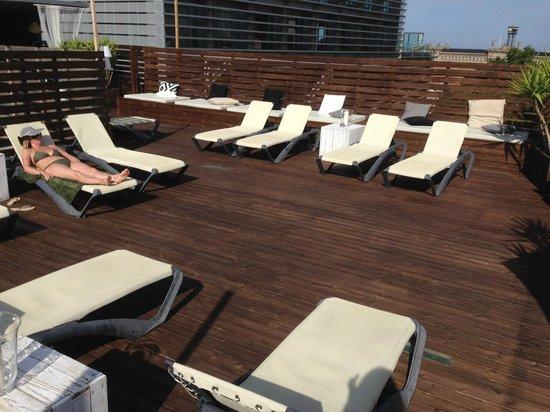 Hotel Acta Mimic: Roof-Top Bar