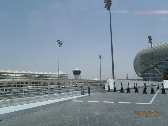 Yas Marina Circuit: Yas race circuit