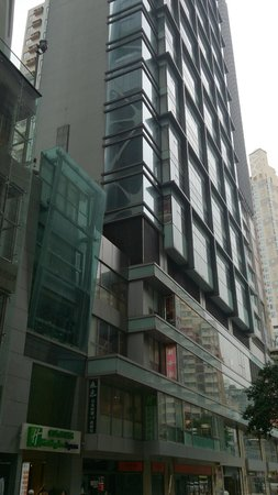 Holiday Inn Express Hong Kong Causeway Bay: Hotel & grounds