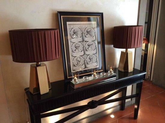 Hotel Cellai: design