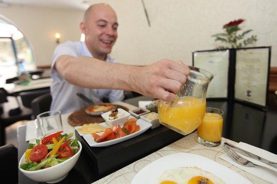 Eldan Hotel: Breakfast