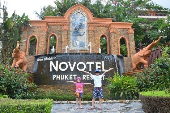 Novotel Phuket Resort: One of the Best