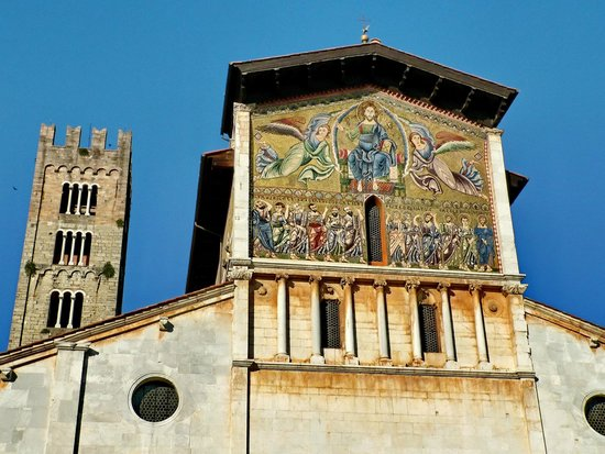 Basilica of San Frediano : Basilica di San Frediano