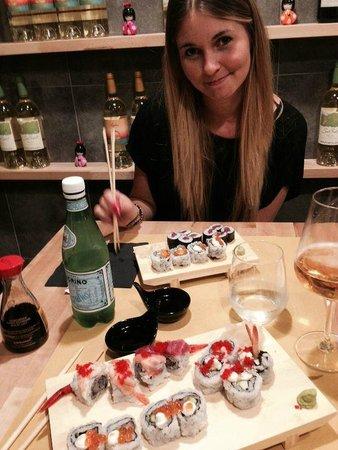 Hoshy Sushi Lab: Varie
