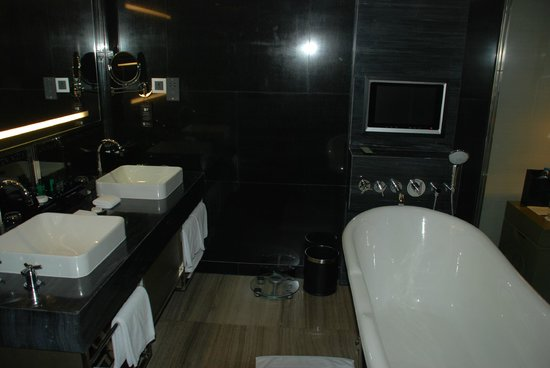 Sofitel Saigon Plaza: Large bathroom