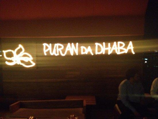 Pride Hotel Chennai: Rooftop Restaurant