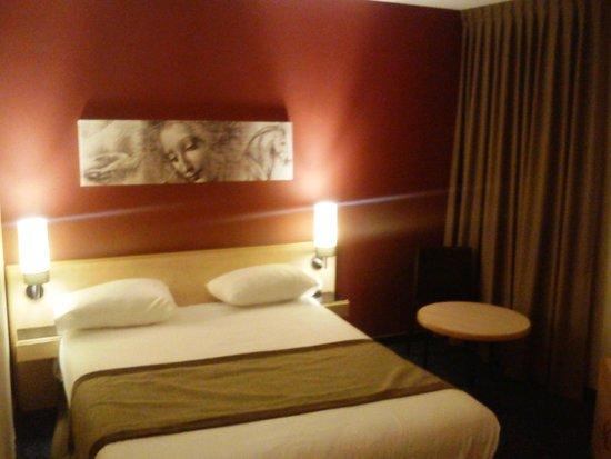 Leonardo Plaza Hotel Jerusalem: room