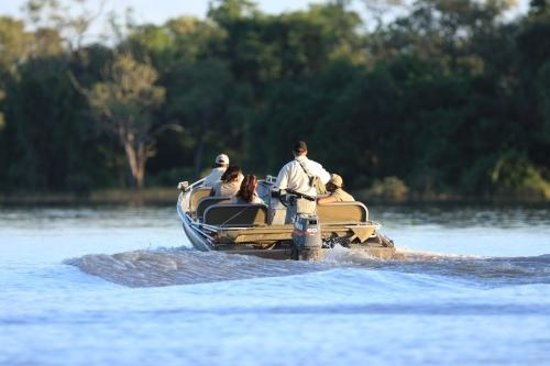 River Journeys at Luangwa River Camp