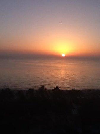 Riadh Palms Hotel: sunrise from room 880 amazing <3