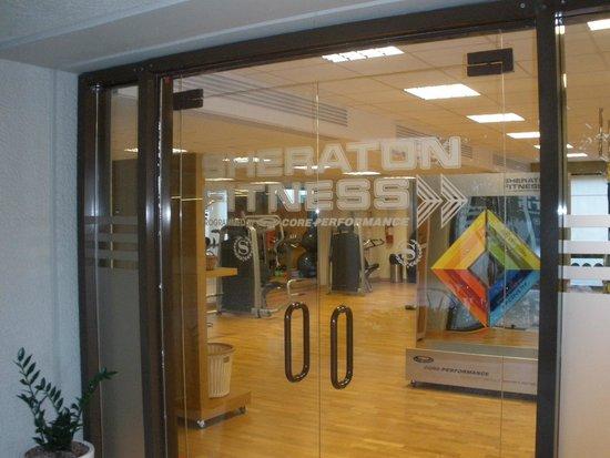 Sheraton Rhodes Resort: The fitness center