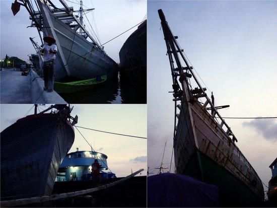 Sunda Kelapa Harbour : Sunda Kelapa