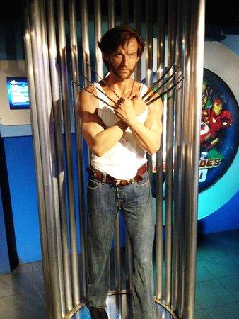 Madame Tussauds London: Wolverine