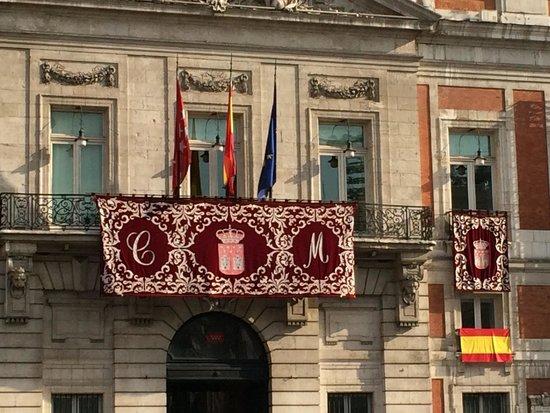 Puerta del Sol : Mc