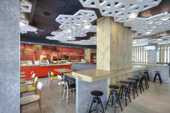 Ibis Guadalajara Expo: Restaurant
