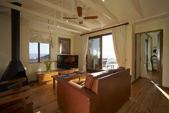 The Bay Atlantic Guest House: Penthouse - Lounge