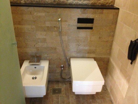 Sofitel Dubai The Palm Resort & Spa: туалет