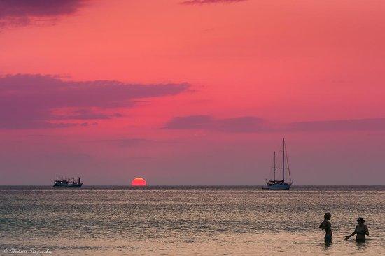 Rawai, Tailandia: Пляж Най Харн
