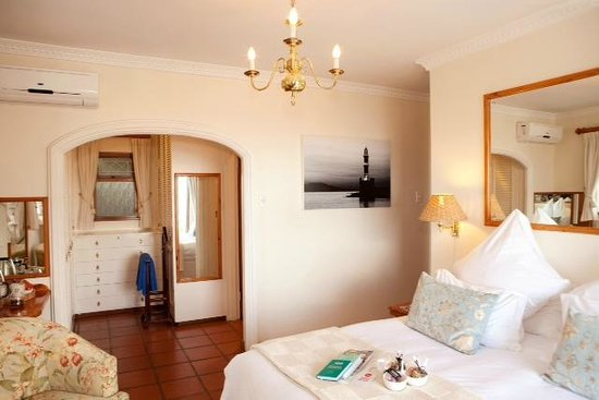 The Bay Atlantic Guest House: Atlantic Room - Bedroom