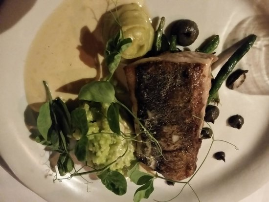 Summerfields Rose Retreat & Spa : delicious food