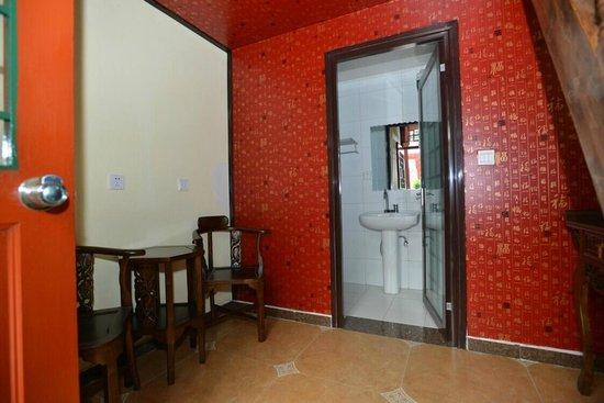 Siheju Courtyard Hostel: 四禾居