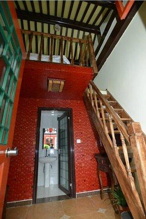 Siheju Courtyard Hostel: 古典特色