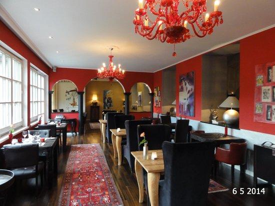 Cortisen am See : The restaurant
