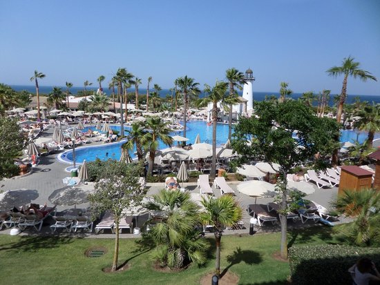 ClubHotel Riu Chiclana : one of hotels pool area
