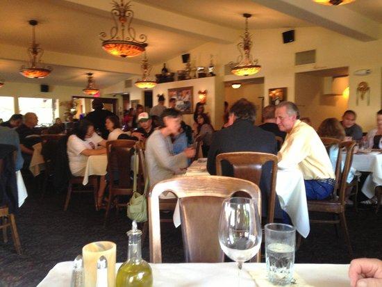 Rosa's Italian Restaurant: Great ambiance