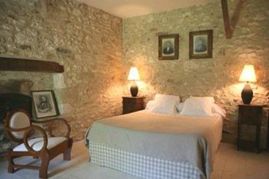Parranquet, Франция: Chambre albertine