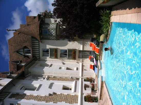 Augeval Hotel : Hotel de charme l'Augeval à Deauville