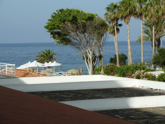 SENTIDO Cypria Bay : View from room 1106